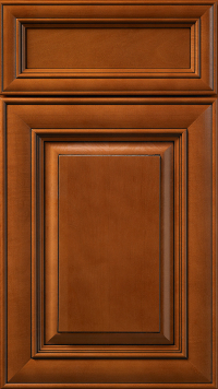 HUDSON – IN HERITAGE BROWN STAIN WITH CHOCOLATE GLAZE